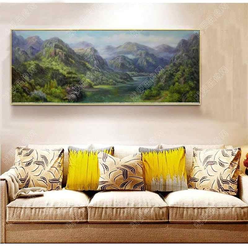经典风景油画